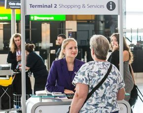 Heathrow Terminal 2 innovates with networking deployment