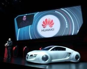Huawei and Audi team up on connected cars