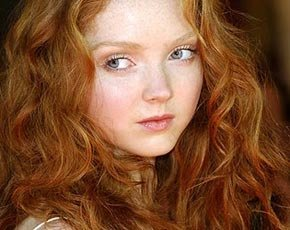 lily cole models