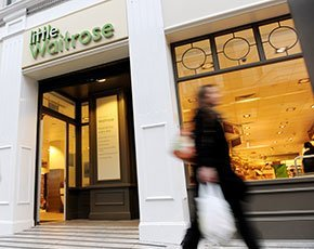Waitrose rolls out touchscreen customer experience hardware