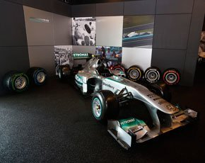 Mercedes AMG Petronas IT director on the need for speed in IT