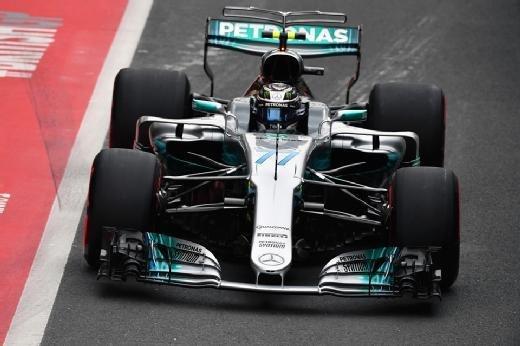Mercedes Monaco 2017