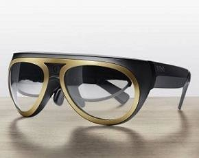 Mini drivers may get augmented reality glasses