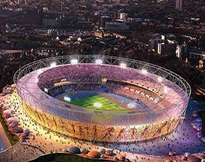London Olympic Park to host a datacentre by 2015