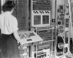 70th anniversary of Colossus, the WWII codebreaking machine