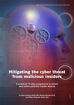 Cyber Security Master Thesis