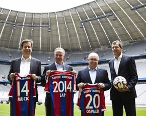 SAP helps Bayern Munich extend global reach to 300 million fans