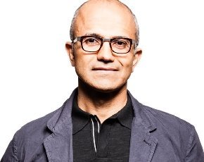 Microsoft chief Satya Nadella states commitment to software