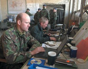 British Army data quality programme tackles 'whole army' concept