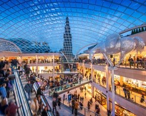 The technology opportunity for UK shopping centres