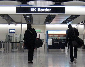Cabinet Office vetoed Home Office plans for e-Borders replacement