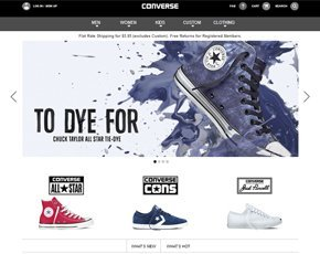 official converse website