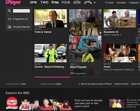 AWS cloud streamlines the BBC's iPlayer video production