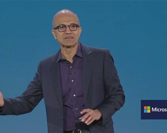 Satya Nadella: Every business will be a software business