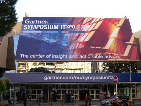 Gartner Symposium / ITXpo 2008 Cannes