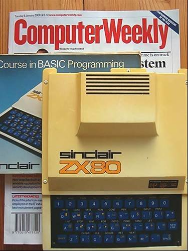 Neil Slaters Sinclair ZX80
