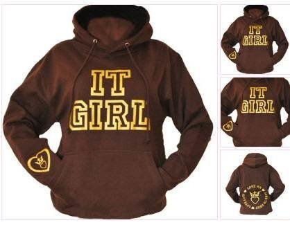 Chic geek gifts for her: The perfect hoodie for IT girls