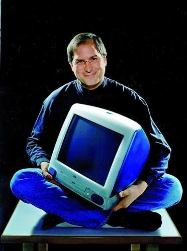 1998: iMac launched