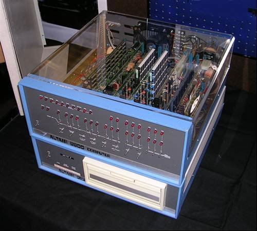5 –MITS Altair 8800