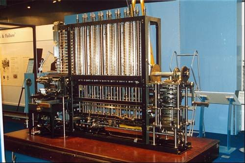 1 – The Difference Engine