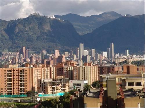 1) Bogota, Columbia