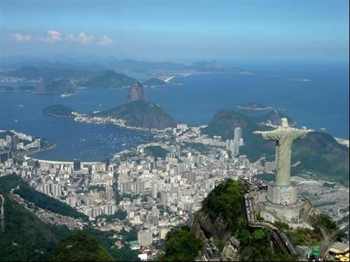 8) Rio De Janeiro