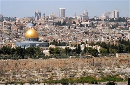 10) Jerusalem, Israel