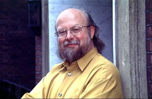James Gosling | 10 important people in programming | 41studio ruby on rails company