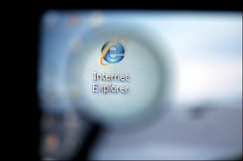 Microsoft pre-installs Internet Explorer on Windows