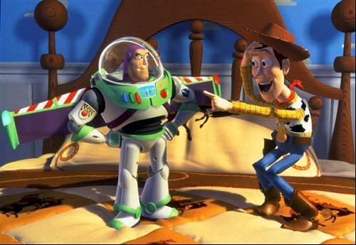 Toy Story: Top ten CGI films