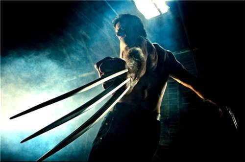 Wolverine's claws - X-Men Origins: Wolverine Gadgets and Weapons