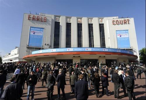 Infosec 2009: Visitors arrive at new venue Earls Court