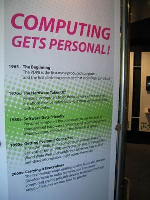 The history of the PC - National Museum of Computing