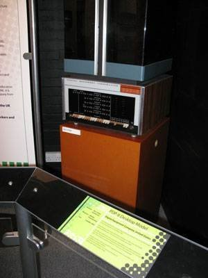 A Digitial Equipment PDP 8 – National Museum of Computing