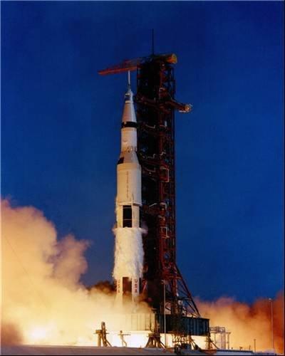 where did apollo 7 launch - photo #20