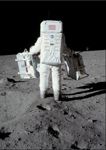 The story of Apollo 11