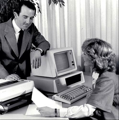 The IBM personal computer - computer fashions of the 1980s