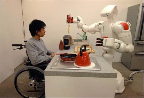 Image result for robot working