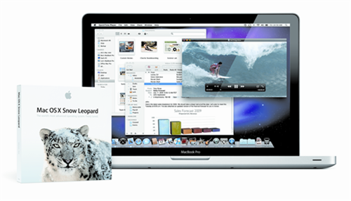 QuickTime X on Apple Mac Snow Leopard OSX