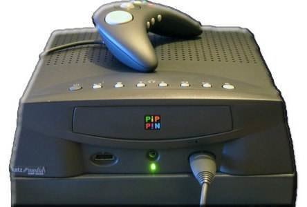 Apple Pippin games console cannot play games