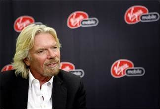 1 - Sir Richard Branson