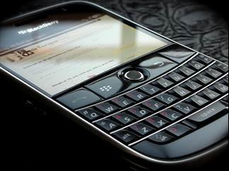 BlackBerry Bold - Top ten smartphones for business