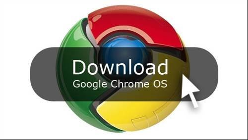 Google Chrome OS to take on the mighty Windows
