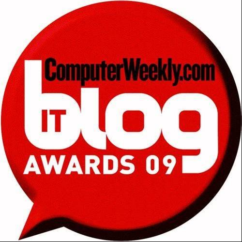 Computer Weekly IT Blog Awards 2009 The winners