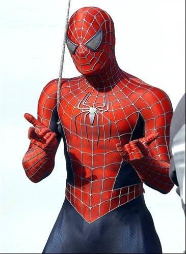 2002: Spider-man