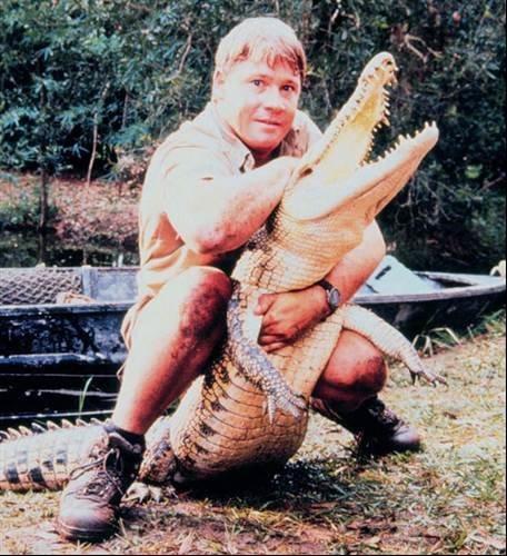 2006: Steve Irwin