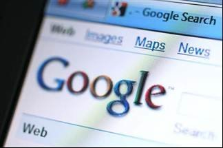 8. Google - Top 10 UK Google searches in 2009