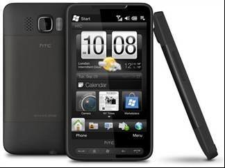 The HTC HD2 550 pounds sim free approximately