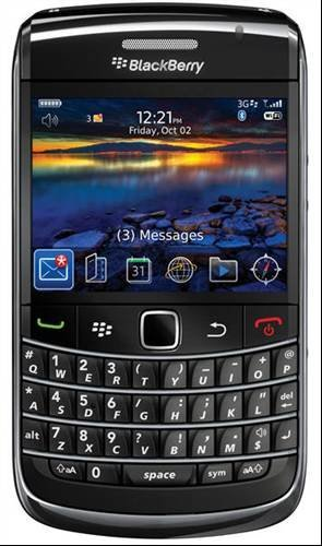 Blackberry Bold 9700 From £389 Sim-free