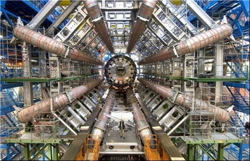 Large Hadron Collider (LHC) at Cern is back on